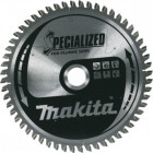 Отрезной диск по алюминию Makita 165x20/56 (B-09307)